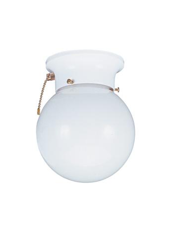 Sea Gull Lighting - One Light Ceiling Flush Mount - 5367PC-15