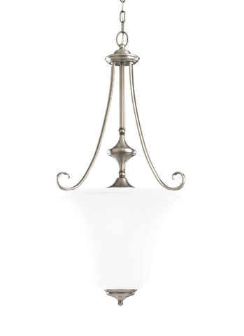 Sea Gull Lighting - Three Light Hall / Foyer Pendant - 59380BLE-965