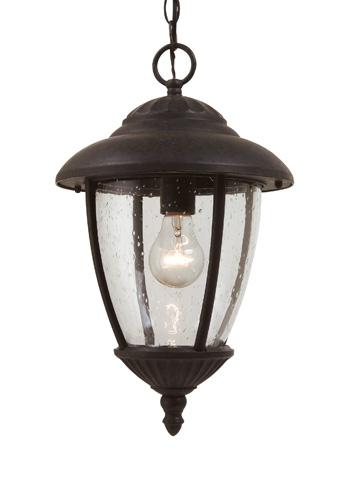 Sea Gull Lighting - One Light Outdoor Pendant - 60068-746