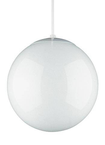 Sea Gull Lighting - One Light Pendant - 6020-15