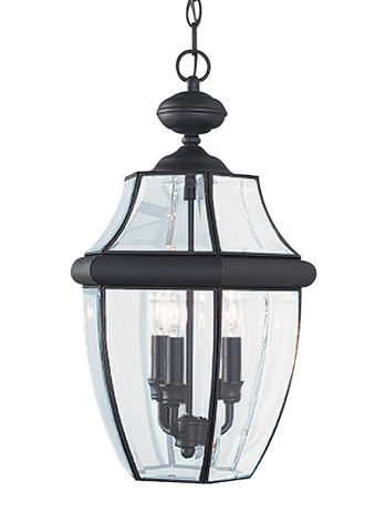 Sea Gull Lighting - Three Light Outdoor Pendant - 6039-12