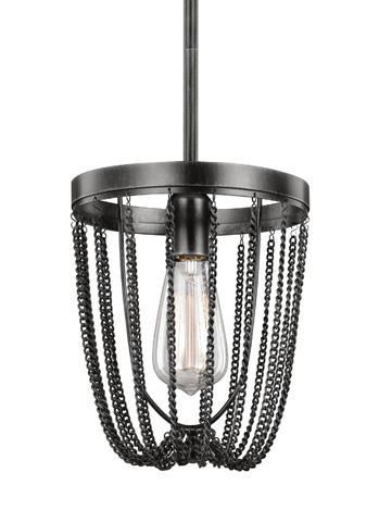 Image of One Light Mini-Pendant