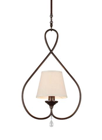 Sea Gull Lighting - One Light Mini-Pendant - 6110501-710