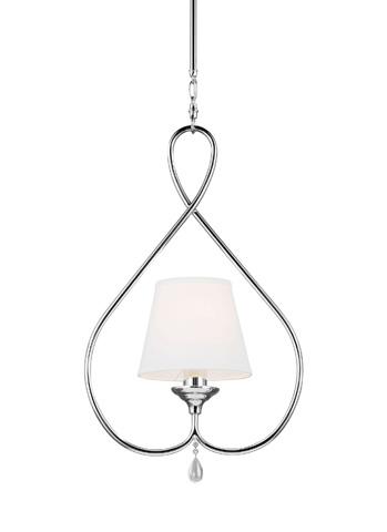Sea Gull Lighting - One Light Mini-Pendant - 6110501BLE-05