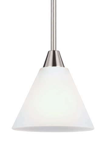 Sea Gull Lighting - One Light Mini-Pendant - 6111201BLE-962