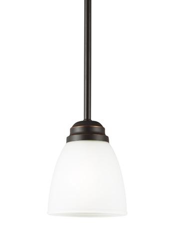 Sea Gull Lighting - One Light Mini-Pendant - 6112401-191