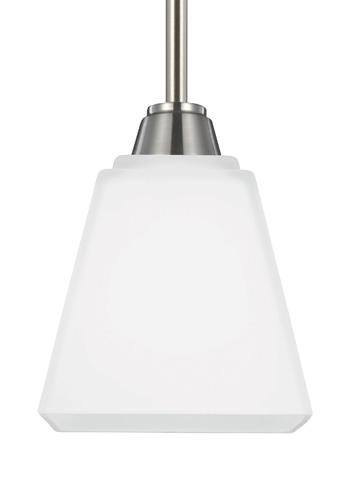 Sea Gull Lighting - One Light Mini-Pendant - 6113001BLE-962