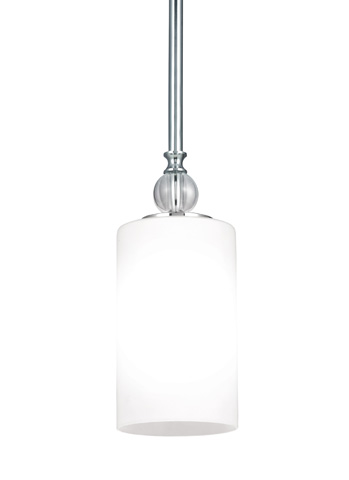 Sea Gull Lighting - One Light Mini-Pendant - 6113401-05
