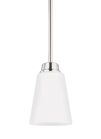 Sea Gull Lighting - One Light Mini-Pendant - 6115201-962