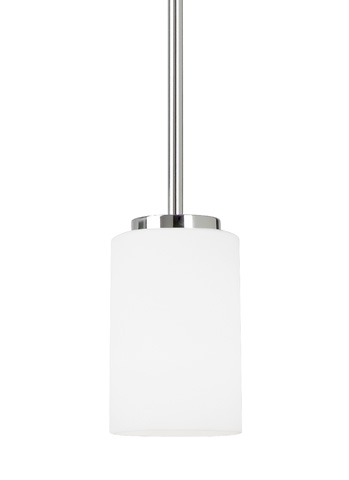 Sea Gull Lighting - One Light Mini-Pendant - 61160-05