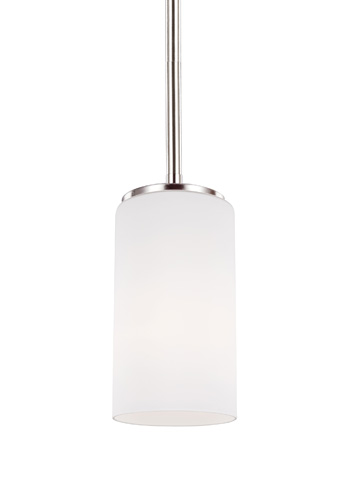 Sea Gull Lighting - One Light Mini-Pendant - 6124601BLE-962
