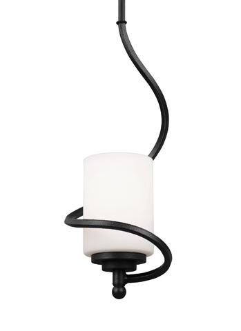 Sea Gull Lighting - One Light Mini-Pendant - 6125201BLE-839
