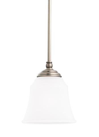 Sea Gull Lighting - One Light Mini-Pendant - 61380-965