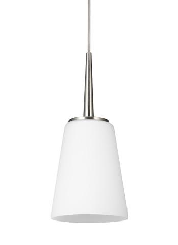Sea Gull Lighting - One Light Mini-Pendant - 6140401-962