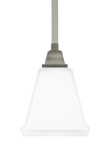 Sea Gull Lighting - One Light Mini-Pendant - 6150401-962