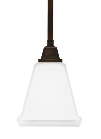 Sea Gull Lighting - One Light Mini-Pendant - 6150401BLE-710