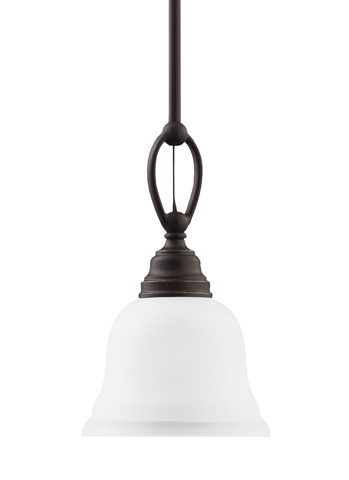 Sea Gull Lighting - One Light Mini-Pendant - 61625-782