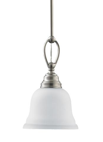 Sea Gull Lighting - One Light Mini-Pendant - 61625-962