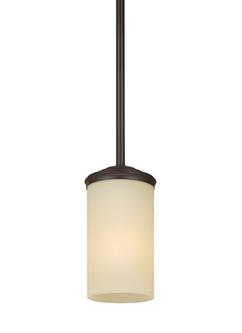 Sea Gull Lighting - One Light Mini-Pendant - 6190401-715