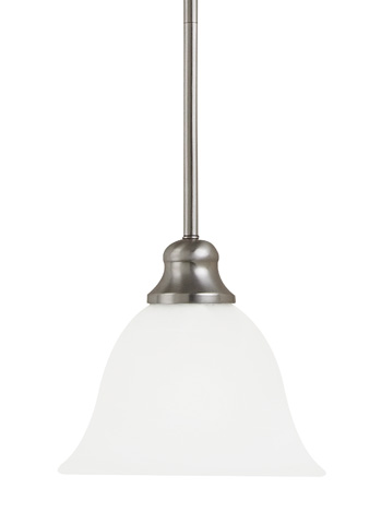 Sea Gull Lighting - One Light Mini-Pendant - 61940-962