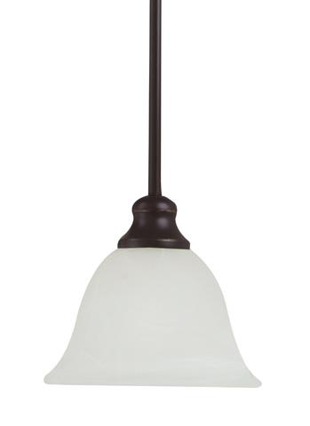 Sea Gull Lighting - One Light Mini-Pendant - 61940BLE-782
