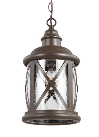 Sea Gull Lighting - One Light Outdoor Pendant - 6221401-71