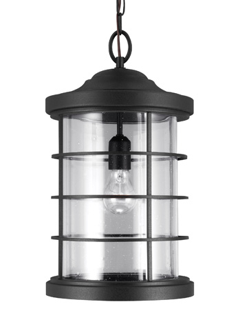 Sea Gull Lighting - One Light Outdoor Pendant - 6224401-12