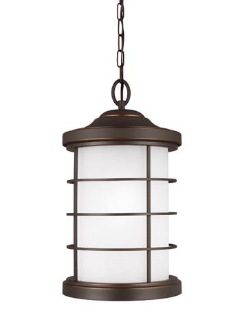 Sea Gull Lighting - One Light Outdoor Pendant - 6224451-71