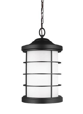 Sea Gull Lighting - One Light Outdoor Pendant - 6224451BLE-12