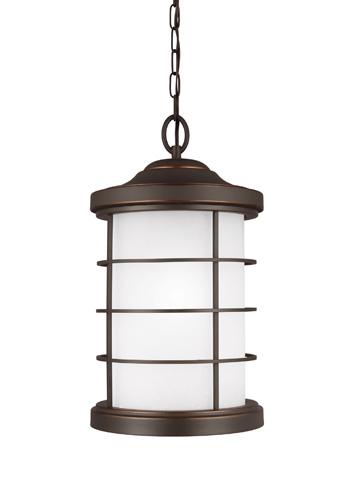 Sea Gull Lighting - One Light Outdoor Pendant - 6224451BLE-71