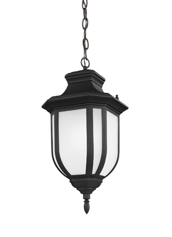 Sea Gull Lighting - One Light Outdoor Pendant - 6236301-12
