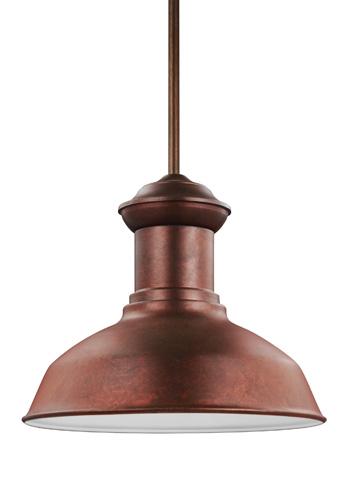 Sea Gull Lighting - LED Outdoor Pendant - 6247791S-44