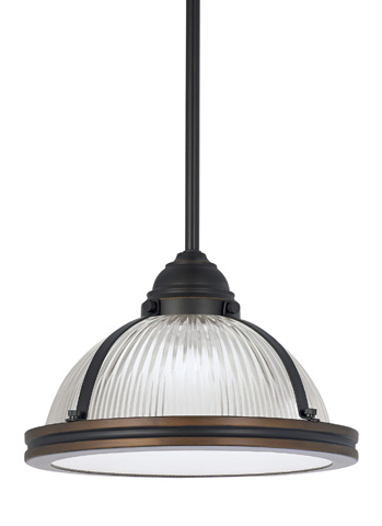 Sea Gull Lighting - One Light Pendant - 65060BLE-715