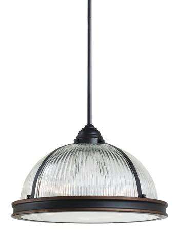 Sea Gull Lighting - Three Light Pendant - 65062-715