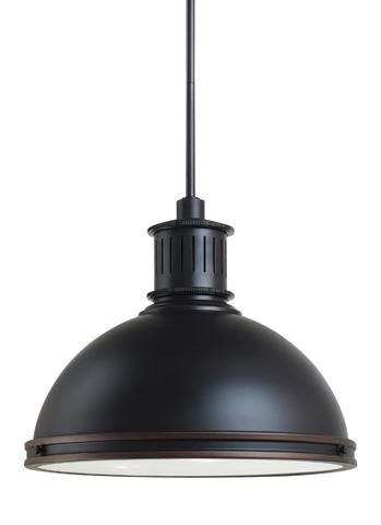 Sea Gull Lighting - Three Light Pendant - 65087BLE-715