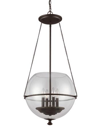Sea Gull Lighting - Four Light Pendant - 6511904-715