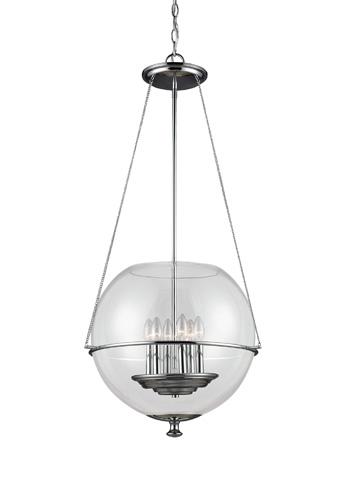 Sea Gull Lighting - Six Light Pendant - 6511906-05