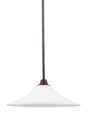 Sea Gull Lighting - One Light Pendant - 6513201-715