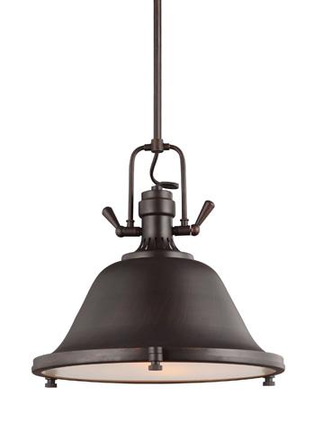 Sea Gull Lighting - Two Light Pendant - 6514402BLE-710