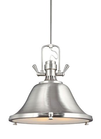 Sea Gull Lighting - Three Light Pendant - 6514403BLE-962