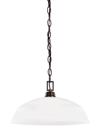 Sea Gull Lighting - One Light Pendant - 6515201BLE-782