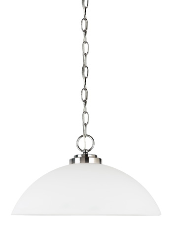 Sea Gull Lighting - One Light Pendant - 65160-05