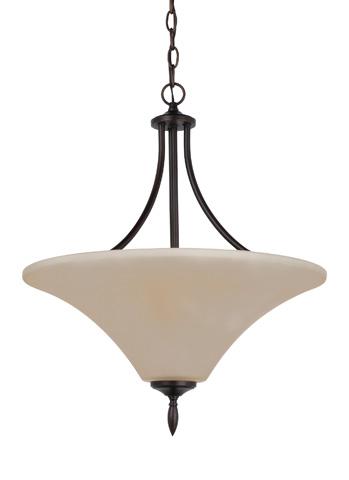 Sea Gull Lighting - Three Light Pendant - 65181-710