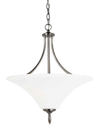 Sea Gull Lighting - Three Light Pendant - 65181-965