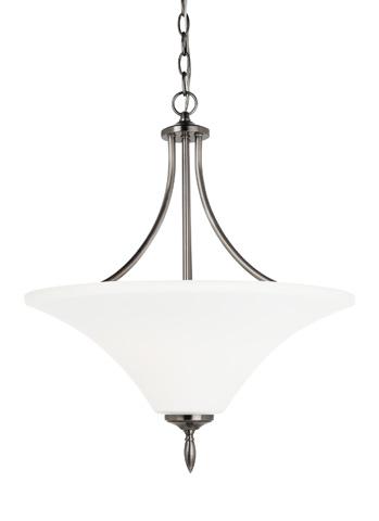 Sea Gull Lighting - Three Light Pendant - 65181BLE-965