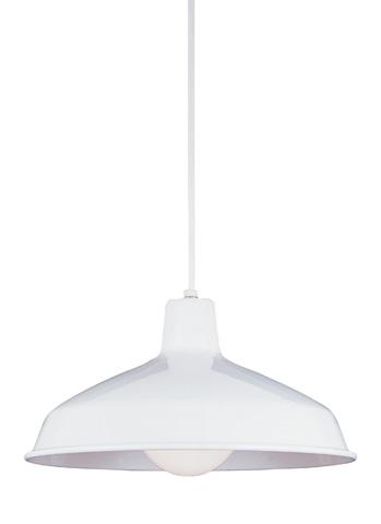 Sea Gull Lighting - One Light Pendant - 6519-15