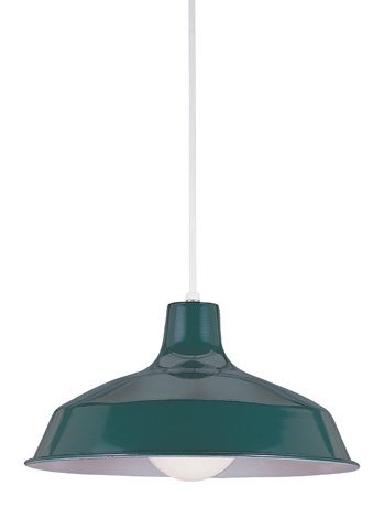 Sea Gull Lighting - One Light Pendant - 6519-95