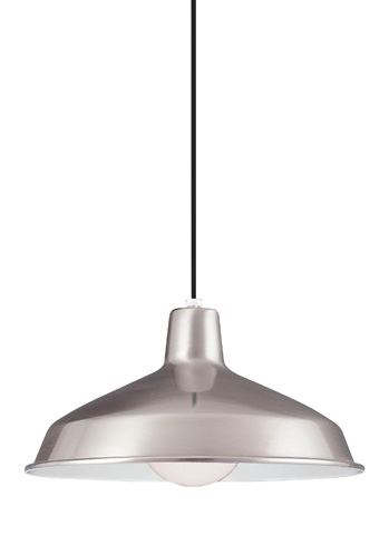 Sea Gull Lighting - One Light Pendant - 6519-98