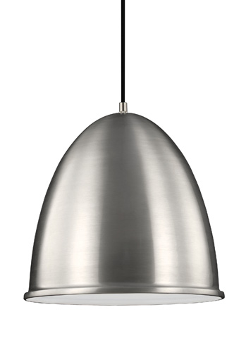 Sea Gull Lighting - One Light Pendant - 6525401BLE-04