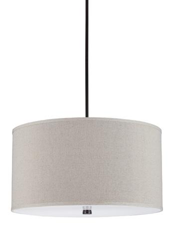 Sea Gull Lighting - Four Light Pendant - 65262-710
